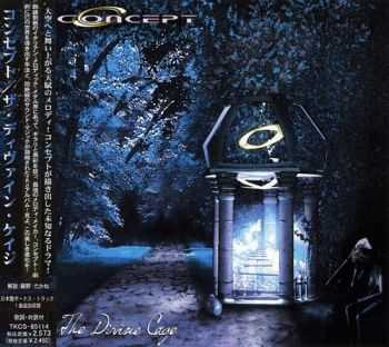 Concept - The Divine Cage {Japanese Edition} (2005)