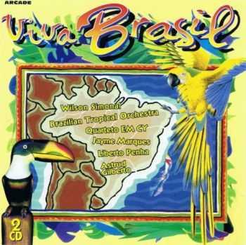 VA - Viva Brasil (1998)