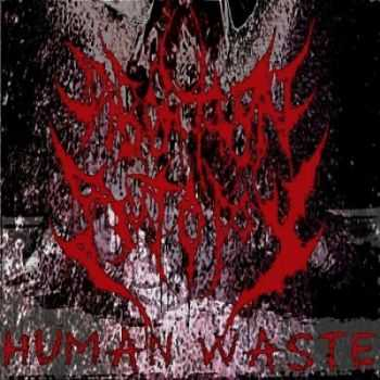 Abortion Autopsy - Human Waste (Demo) (2012)