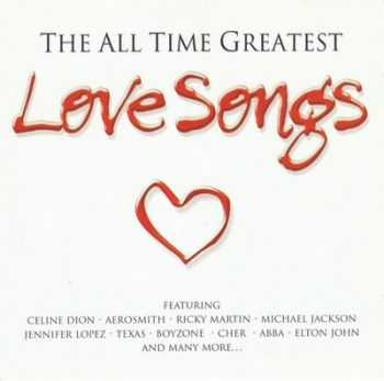 VA - The All Time Greatest Love Songs (1999)