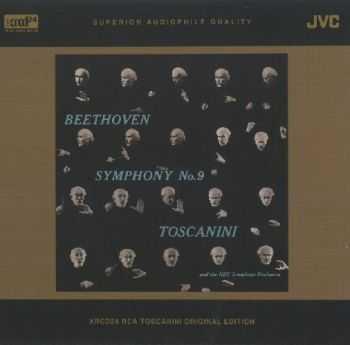 Arturo Toscanini - Beethoven: Symphony No.9, NBC Symphony Orchestra (1952)