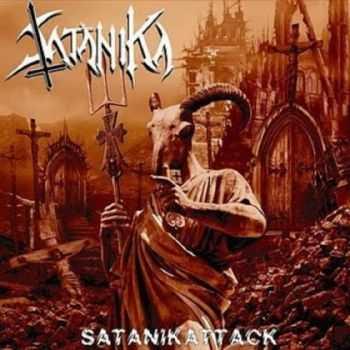 Satanika - Satanikattack (2011)
