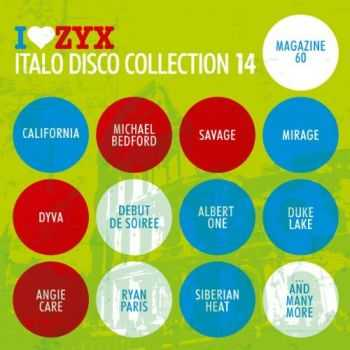 ZYX Italo Disco Collection 14 (2012)