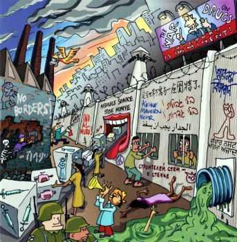 Free Radicals - The Freedom Fence (2012)