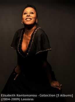 Elisabeth Kontomanou - Collection [5 Albums] (2004-2009) Lossless