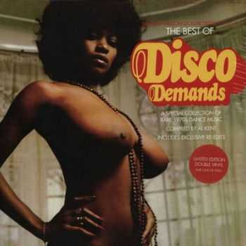 VA - The Best Of Disco Demands: A Special Collection Of Rare 1970s Dance Music (2012) FLAC