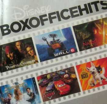 VA - Disney Box Office Hits (2008)