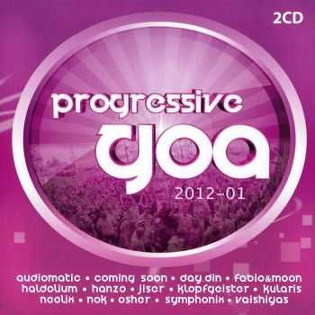VA - Progressive Goa 2012 Vol.1 (2012)