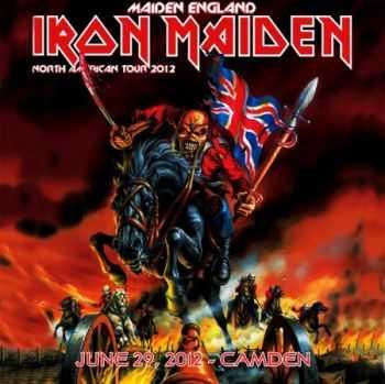 Iron Maiden - Live Camden (2012) (Bootleg)
