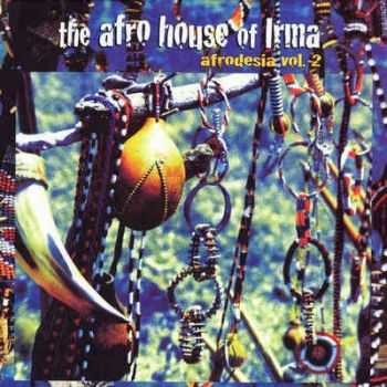 VA - The Afro House Of Irma - Afrodesia Vol. 2 (2001)