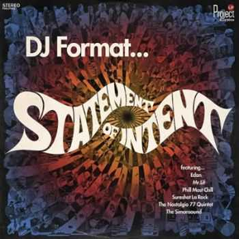 DJ Format - Statement Of Intent (2012)