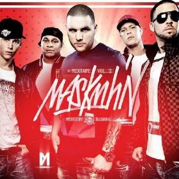 Maskulin Mixtape Vol. 2 (2012)