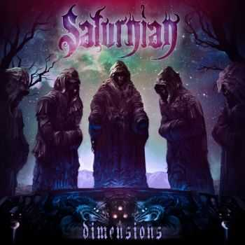Saturnian -  Into Etheria (Single) (2012)