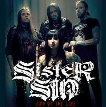Sister Sin - End Of The Line (Single) (2012)