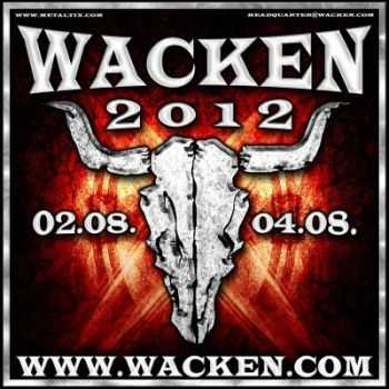 Amon Amarth - Live Wacken Open Air (2012/SATRip)