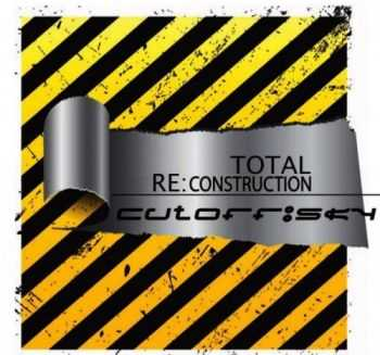 Cutoff:Sky - Total Re:construction (2012)
