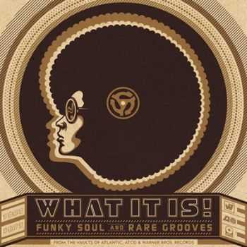VA - What It Is! Funky Soul and Rare Grooves (2006) [4CD Box set] (2006)