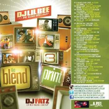DJ Lil Bee - The Blendprint 3 (2012)