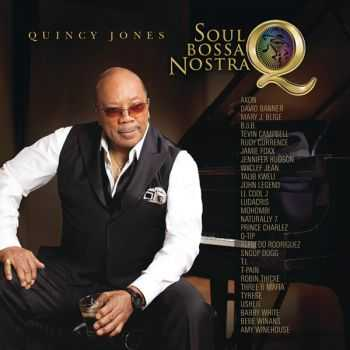 Quincy Jones - Q Soul Bossa Nostra (2010)