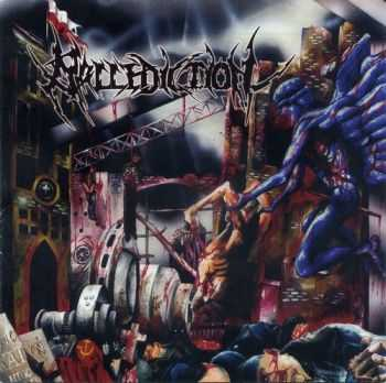 Mallediction - Impaled Of The Slammering (2012)