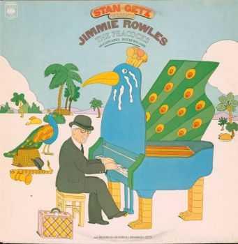 Stan Getz, Jimmie Rowles - Stan presents Jimmie Rowles - The Peacocks (1977)
