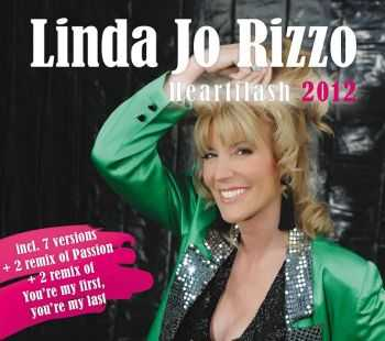 Linda Jo Rizzo - Heartflash [Maxi CD Single] (2012) FLAC