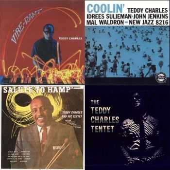 Teddy Charles - Collection 1953-1963 (8 album's)
