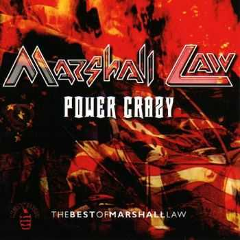 Marshall Law - Power Crazy: The Best Of Marshall Law (2002)