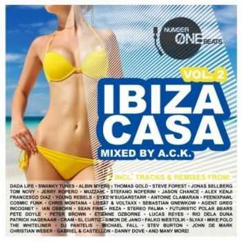 VA - Ibiza Casa Vol.2 (Mixed by A.C.K.) (2012)