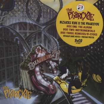 The Pharcyde - Bizarre Ride II the Pharcyde [3CD Expanded Edition] (2012)