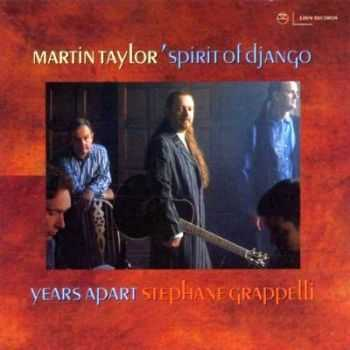 Martin Taylor - Years Apart (2009)
