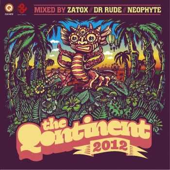 VA - The Qontinent 2012 (2012)