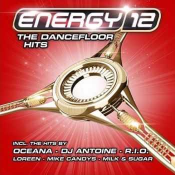 VA - Energy 12 - The Dancefloor Hits (2012)