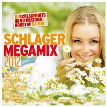 VA - Schlager Megamix 2012 (2012)
