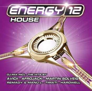 VA - Energy 12 - House (2012)