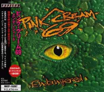 Pink Cream 69 - Endangered {Japanese Edition} (2001)