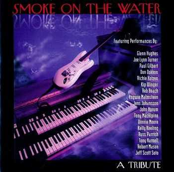 VA - Smoke On The Water: A Tribute To Deep Purple [Japan] (1994) FLAC