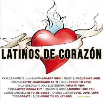 VA - Latinos De Corazon (2012)