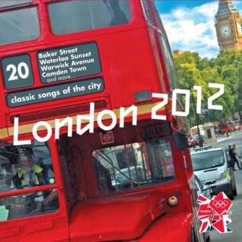 VA - London (20 Classic Songs of The City) (2012)