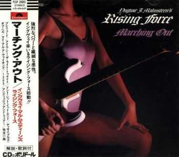 Yngwie J. Malmsteen's Rising Force - Marching Out {Japan 1st Press} (1985)