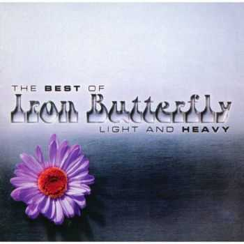 Iron Butterfly - Light And Heavy: The Best Of Iron Butterfly (1993) FLAC