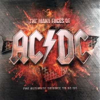 VA - The Many Faces Of AC/DC: The Ultimate Tribute to AC/DC (2012) HQ