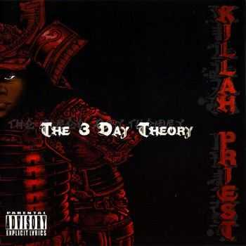 Killah Priest - The 3 Day Theory (2010)