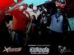 S!CK FRoWN - Albums' Compilation of  (2003 - 2007 years)