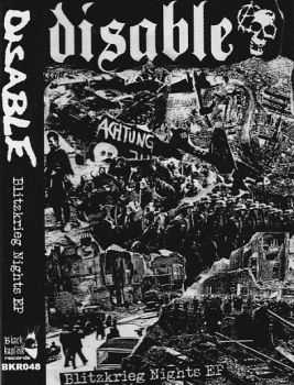 Disable - Blitzkrieg Nights EP (2012)