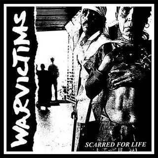 Warvictims - Scarred For Life (CD, Comp) (2008)