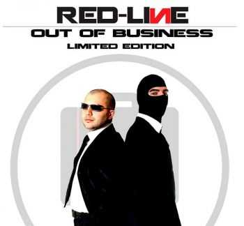 Red-Line - Out Of Business (2CD) (2011)