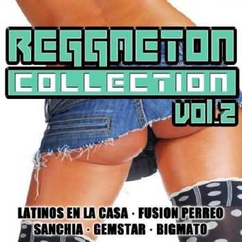 Reggaeton Collection Vol. 2 (2012)