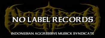 No Label Records - Catalog #1 (2012)