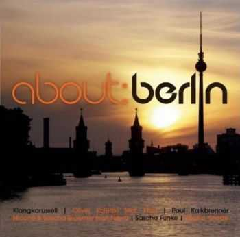 VA - About Berlin (2012)